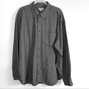 J. CREW LONG SLEEVES FLANNEL SHIRT